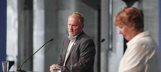 Høyre om nytt byråd: - Krevende at Raymond Johansen (Ap) fortsatt er uenig med flertallet i bystyret