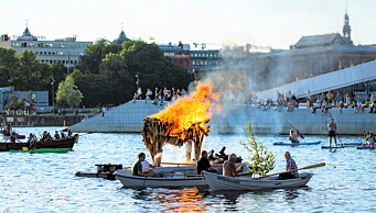 I dag feirer vi Sankthans. Sjekk hvor du kan delta på feiringen i hovedstaden
