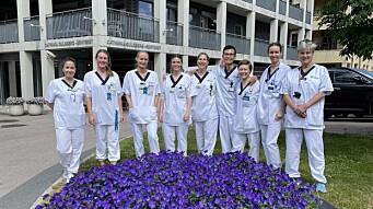 Sykepleier til Cathinka Guldberg-senteret Lovisenberg