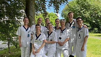 Sykepleier til forsterket skjermet enhet ved Cathinka Guldberg-senteret Lovisenberg