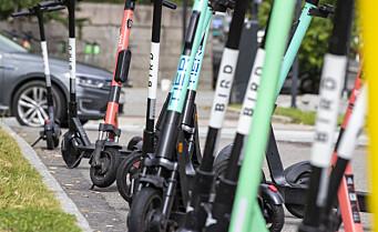 Overveldende flertall mot elsparkesykkel-forbud i Oslo