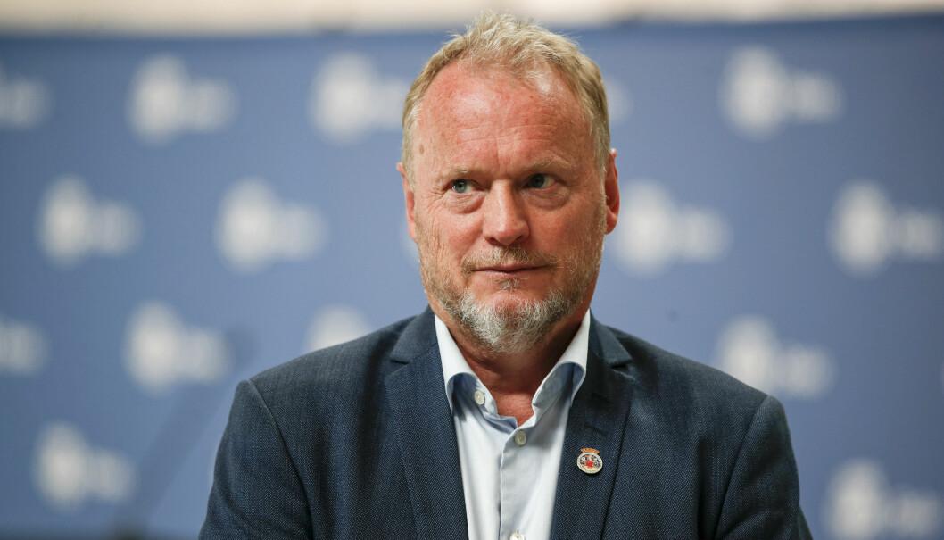 Raymond Johansen skal danne nytt byråd i Oslo.