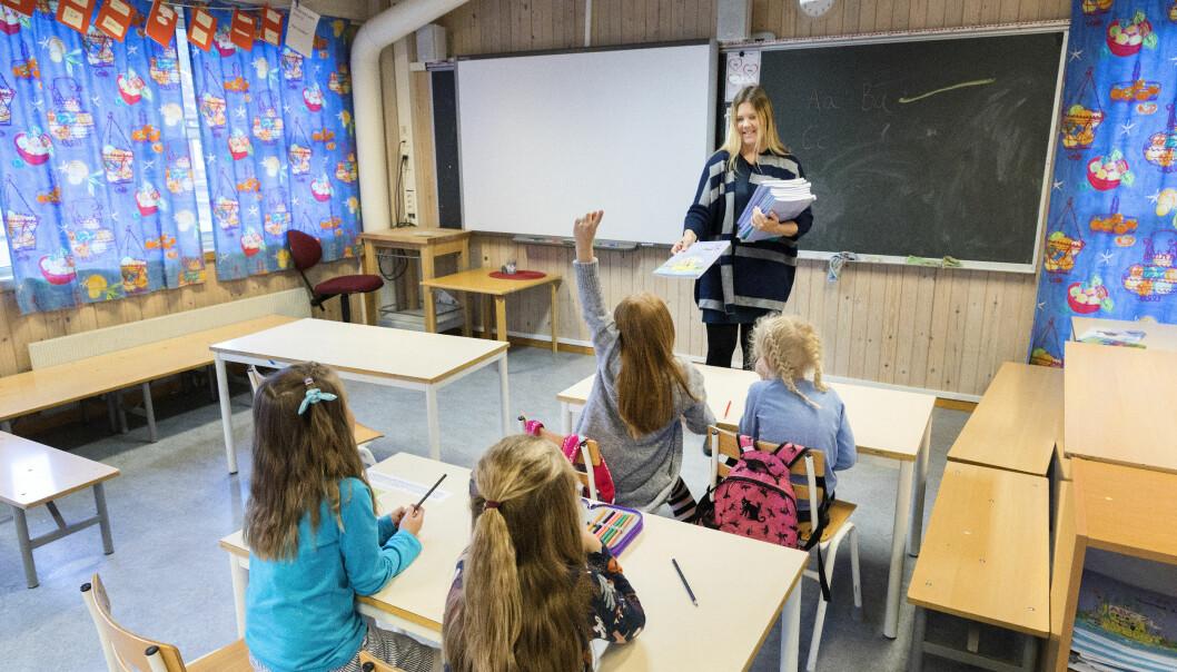 Utdanningsforbundet er skuffet over at ikke lærere og barnehageansatte prioriteres i vaksinekøen.