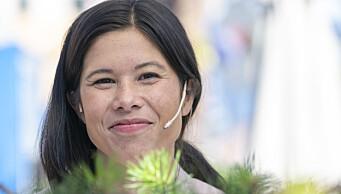 Lan Marie Berg om nytt byråd: – Stolt