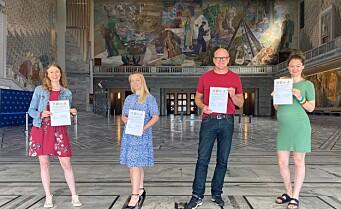 Rødt inngikk ny avtale som sikrer Raymond Johansens Ap/SV/MDG-byråd arbeidsro