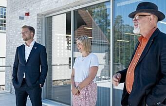 Nå kan Holocaustsenteret på Bygdøy ta imot flere besøkende. — Det er bedre rustet i kampen mot ekstremister