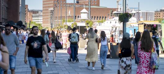 Guide til aktiv bysommer i Oslo