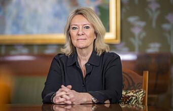 Civita-leder og tidligere Høyre-statsråd Kristin Clemet utnevnt av regjeringen til UiO-styret