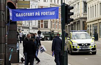 Hele 7 av 10 oslofolk ønsker å forby elsparkesykler på fortau. – Oslo er en egen planet når det gjelder ulykker