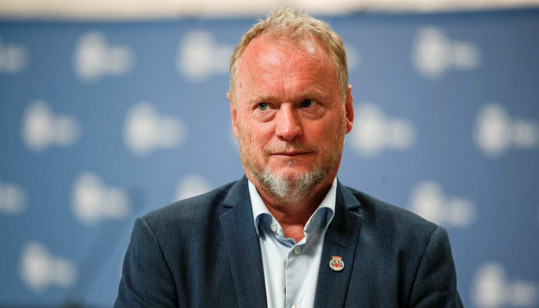 — Vi kan ikke la dette toget gå fra oss, selv om investeringen er uhorvelig stor, sier Raymond Johansen om kjøpet av Veterinærhøgskolen.