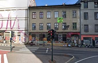 Christian Ringnes har kjøpt Hausmannsgate 40, Vestbredden. Kommunen vurderer å bruke forkjøpsretten