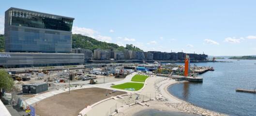 Oslo er nordmenns feriefavoritt i år. Hovedstaden er byen aller flest vil reise til i sommer