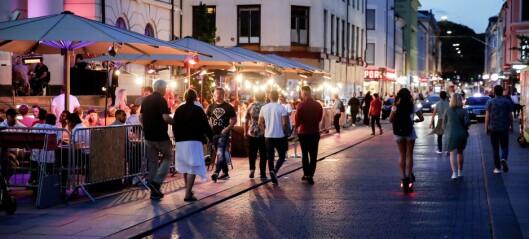 Nå er det bestemt: Oslo utvider skjenketid og opphever påbud om hjemmekontor