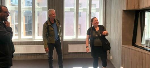 Grunerløkka lufthavn har vært i eksil siden 2019. Snart er Anja, Café Mir og øvingsrommene tilbake i Toftesgate igjen