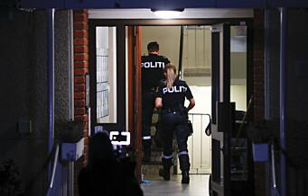 Mann dømt for uaktsomt drap på Oppsal. Skjøt samboer med hagle