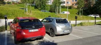 – Bilfrie soner i Oslo vil trolig ikke påvirke det globale klimagassutslippet