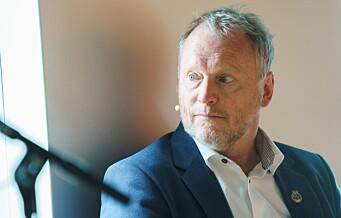 – Det er veldig, veldig mange klager. Raymond Johansen refser elsparkesyklister og utleiere