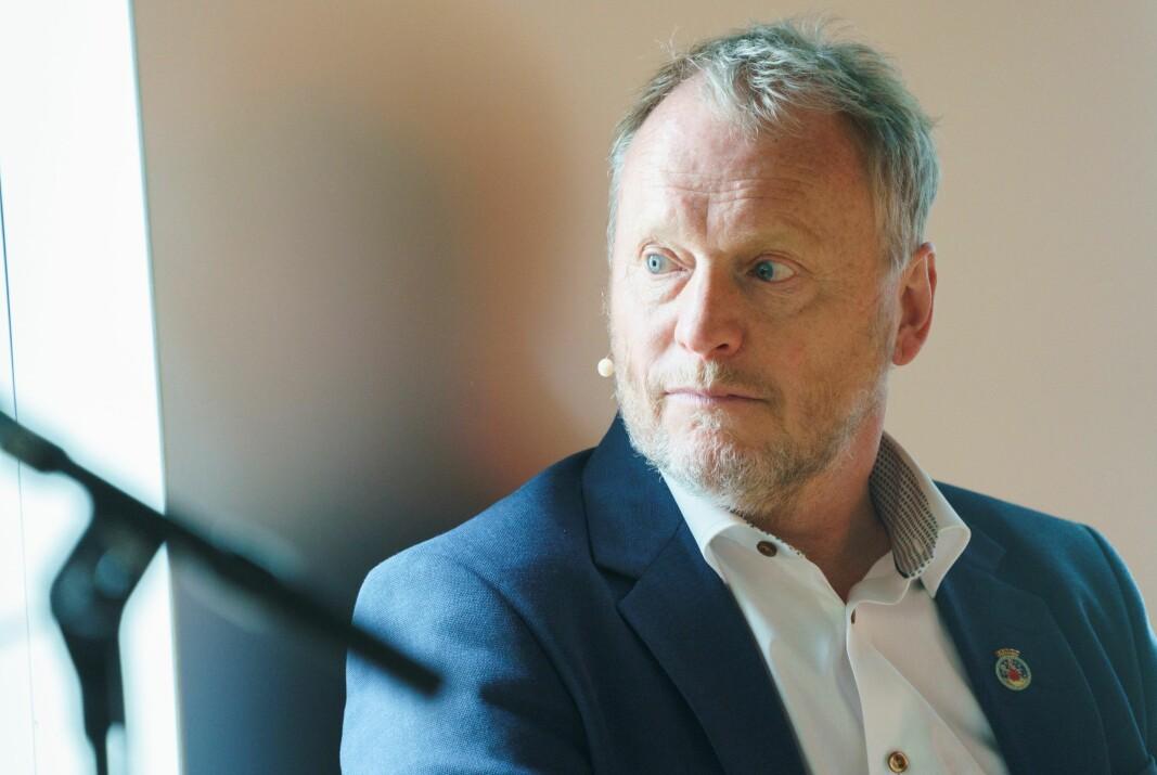 Utleiere av elsparkesykler refses: — De er også skyld i dette kaoset som koster enormt mye i helse, trygghet og kroner og øre, sier Raymond Johansen (Ap).