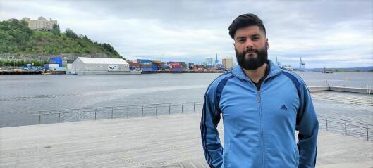 Lokalpolitikerne vil ikke ha store cruiseskip i Sydhavna. — Hvorfor skal alltid Gamle Oslo ofres, spør Rødt-politiker Luis Espinoza