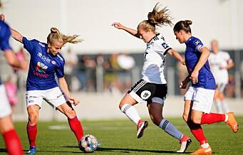 Rosenborg-spiller ut mot