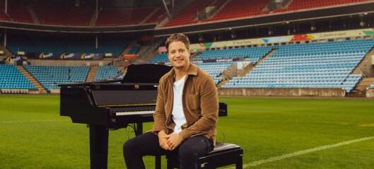 Kygos eneste norgeskonsert blir på Ullevaal stadion. Superstjernen lover Oslo et gigantshow!