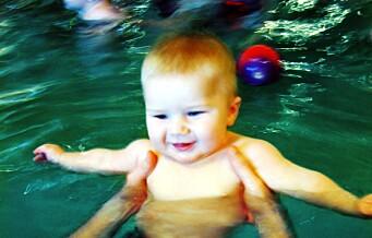 Får bot på 20.000 for brudd på smittevern: Hadde babysvømming på Haukåsen skole i november