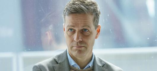 Samferdselsminister Knut Arild Hareide (KrF) om elsparkesykler: - Forventer at aktørene følger oppfordringen om nattestenging