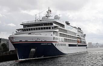 Tyske «Hanseatic Nature» åpnet Oslo havns cruisesesong