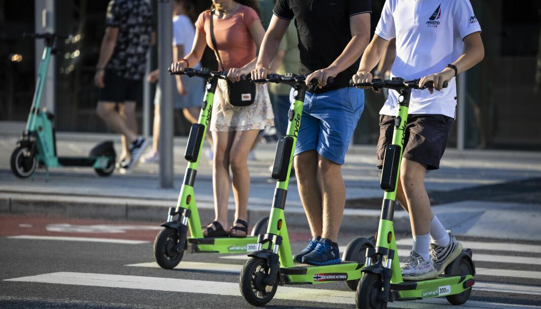 I et ekstraordinært byråd tirsdag vil Oslo-politikerne etter alt dømme vedta nye og strengere regler for sparkesykler.