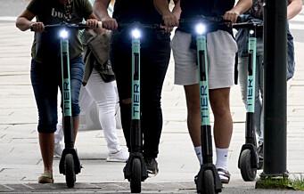 Tier: Oslo kommune kan bryte personvernloven med nye elsparkesykkelregler