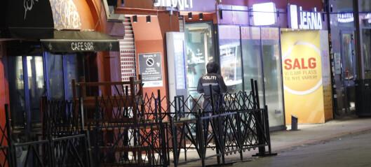 Nok en person pågrepet etter knivstikking i Torggata