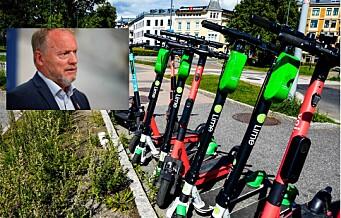 Oslo kommune forbyr utleie av elsparkesykler fra klokken 23. Raymond truer med flere innstramninger