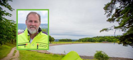 Bymiljøetaten etter bråket rundt telting på Langøyene: — Dette er et gode alle bør få ta del i