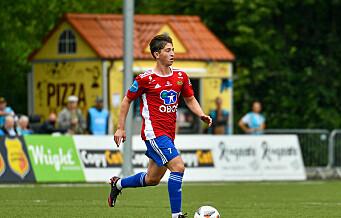 Oppgjør mellom to gamle storheter i norsk fotball: Skeid hadde godt grep på Fram i varmen