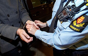 Mann truet tilfeldige folk på Grünerløkka med knust flaske og slo om seg med pinner