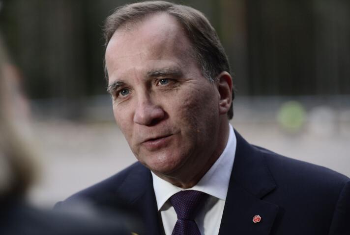 Svergies statsminister Stefan Löfven blir med Ap-leder Jonas Gahr Støre til Utøya på tiårsmarkeringen for 22. juli.