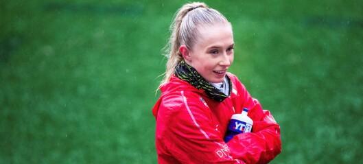Vålerenga-damene styrker midtbanen - signerte Thea Bjelde (21) fra Arna Bjørnar