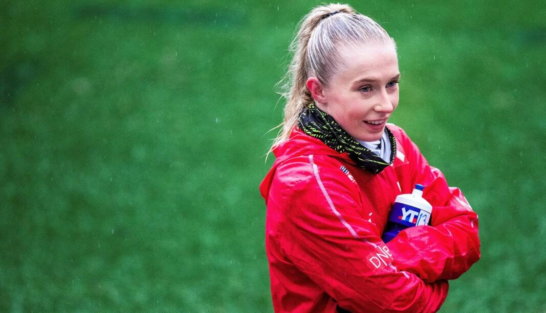 Thea Bjelde (21) har signert for Vålerenga for de neste to årene.
