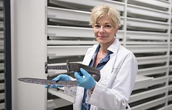 Metallsøker-boom skaper hodebry: - Får inn så mye at vi ikke vet hva vi skal gjøre, sier UiO-professor