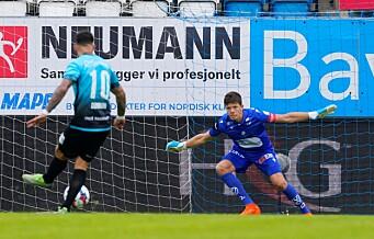 Aron Dønnum scoret i det som kan være hans siste VIF-kamp. Men oppgjøret mot Haugesund ble en skuffelse for Vålerenga
