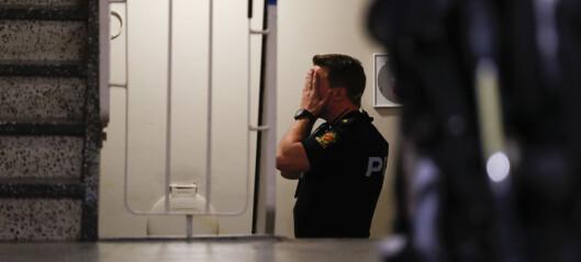 Mann (56) hevder han skjøt kona ved et uhell i Oppsal-boligen. Politiet kjøper ikke forklaringen og anker dommen