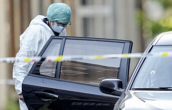 Mann død etter skyting ved Oslo rådhus – mann siktet for drap
