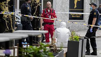 41-åring erkjenner å ha skutt og drept kameraten sin i Tordenskiolds gate – hevder det var selvforsvar
