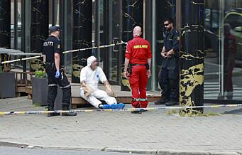 Drapssiktede etter skytingen i Tordenskiolds gate har ikke tatt stilling til skyldspørsmålet