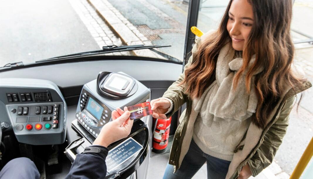 Koronakrisa kan tvinge Ruter til å tilby nye typer digitale billetter i fremtiden.