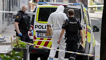 Drapssiktet samtykker til fengsling etter skytingen i Tordenskiolds gate