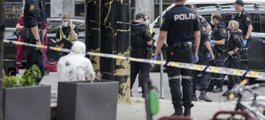 Siktede etter drapet i Tordenskiolds gate varetektsfengslet i fire uker
