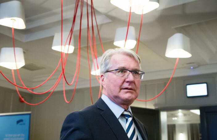 Fabian Stang i Facebook-innlegg: Støre lager en binding mellom Høyre og høyreekstremister