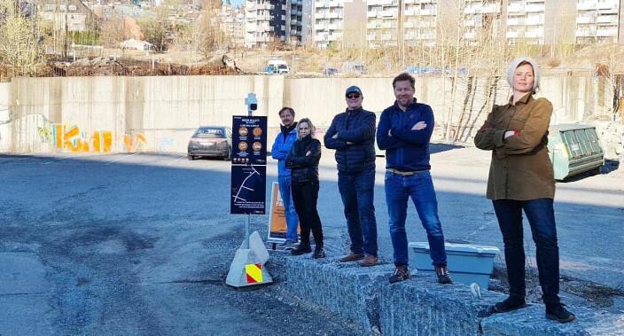 Aksjonsgruppa Ja til stor park Nydalen: — Lokal park i er kritisk viktig for barn og unge