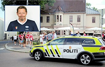 Vålerenga tar avstand fra søndagens supporterbråk: — Dette skal ikke skje